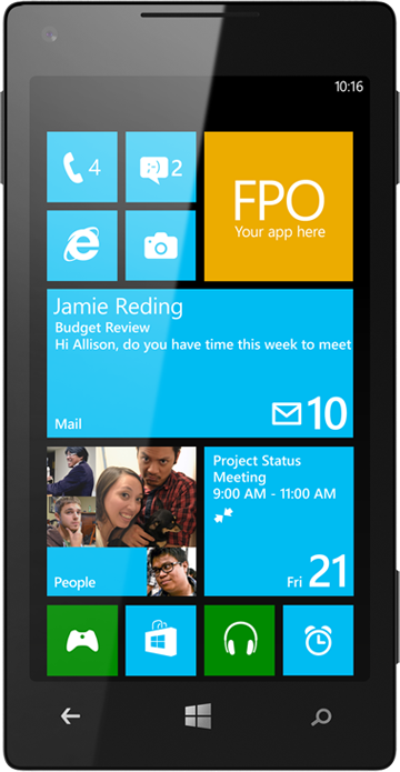 windows phone app development